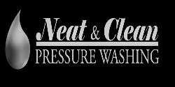 Neat & Clean Pressure Washing LOGO