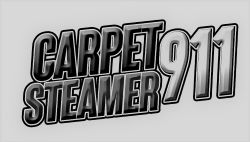 Carpet Steamer 911 logo rect[69039]